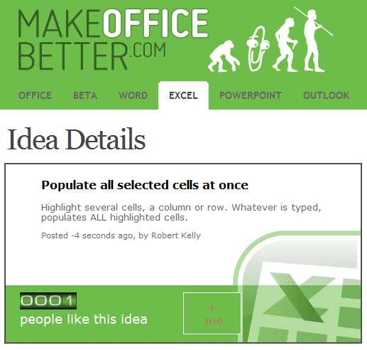 make office better