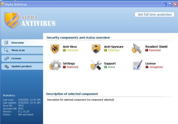 AlphaAntivirus
