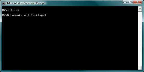 command prompt shortcuts